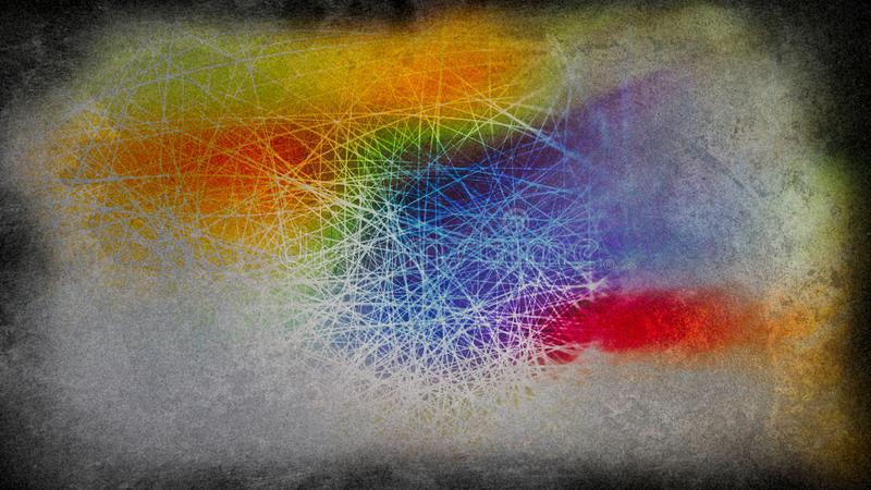 Colorfulness Modern Art Painting Beautiful elegant Illustration graphic art design Background. Colorfulness Modern Art Painting Background Beautiful elegant vector illustration