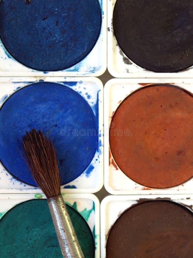 Colori immagine stock immagine di verde arte inchiostro - Immagine di lucertola a colori ...