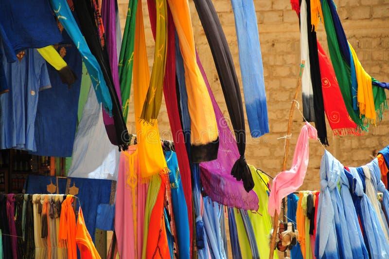 Colori del Marocco fotografia stock