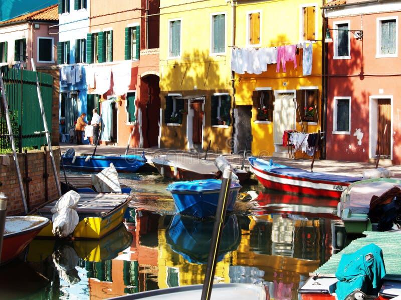 Colori dell'Italia fotografia stock libera da diritti