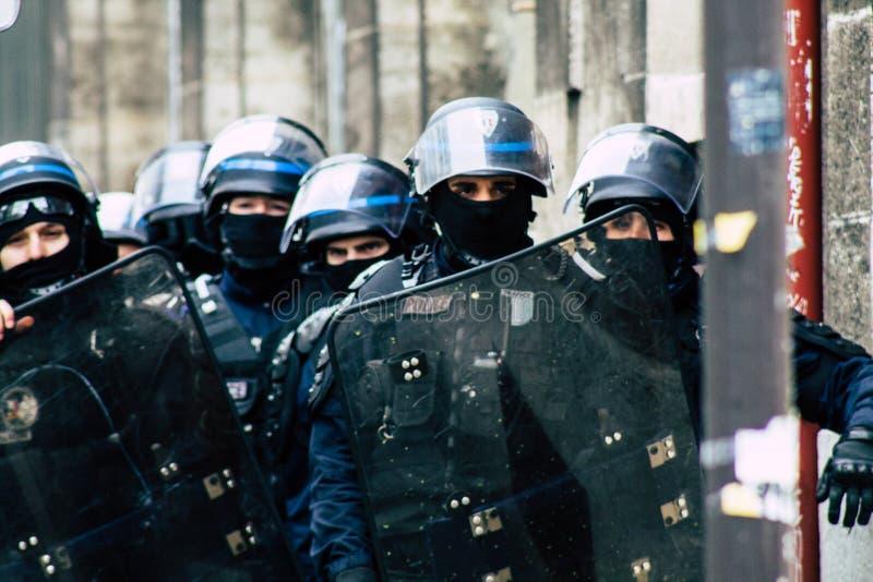Colori della Francia fotografia stock libera da diritti