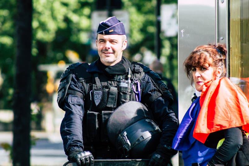 Colori della Francia immagine stock libera da diritti