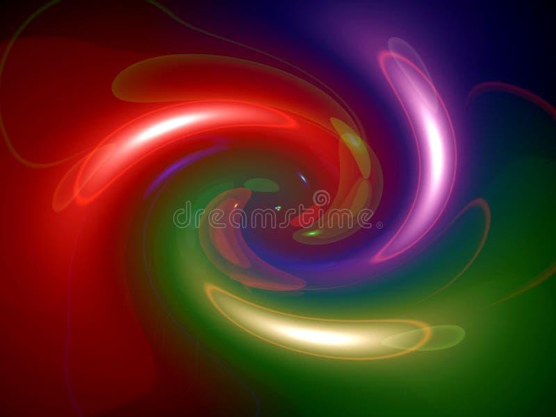 Colori di RGB illustrazione di stock