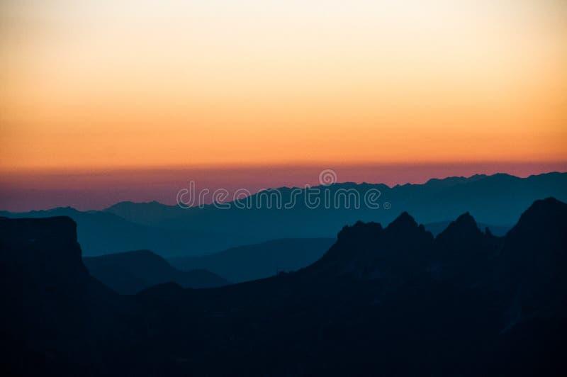 Colori di tramonto
