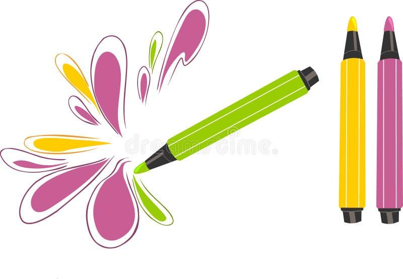 Colorido ilustração do vetor