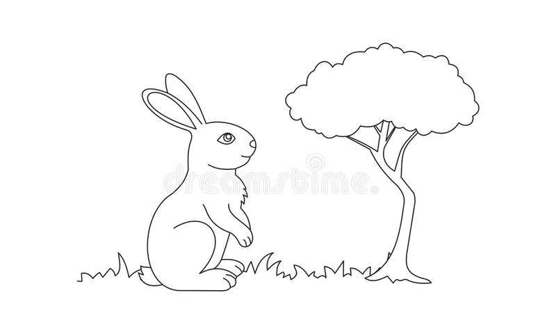 - Coloring Book Animals To Educate Kids. Learn Colors Pages Stock  Illustration - Illustration Of Animals, Easy: 168655540