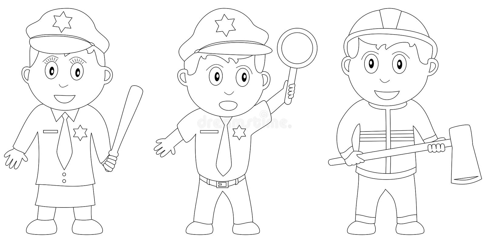 Download Coloring Book For Kids [20] Stock Vector - Image: 8062788
