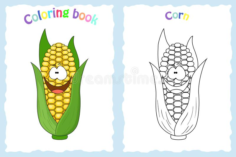 Printable Candy Corn Coloring Page for Kids – SupplyMe | 533x800