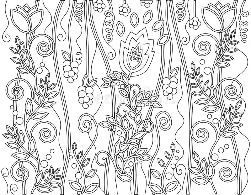 Coloring Swirls Stock Illustrations 1 810 Coloring Swirls Stock Illustrations Vectors Clipart Dreamstime