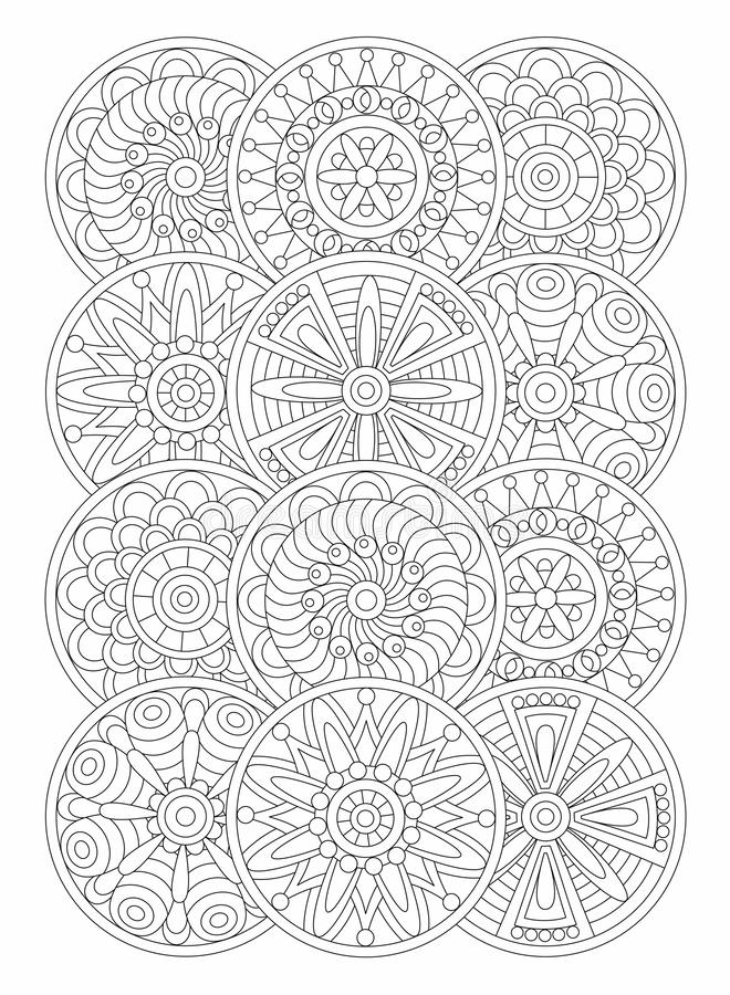 - Geometric Design Adult Coloring Page Stock Illustrations – 2,900 Geometric  Design Adult Coloring Page Stock Illustrations, Vectors & Clipart -  Dreamstime