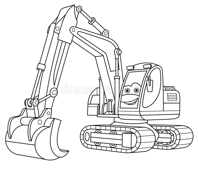 Snow Plow Coloring Page | Free Printable Truck Activity | 680x800