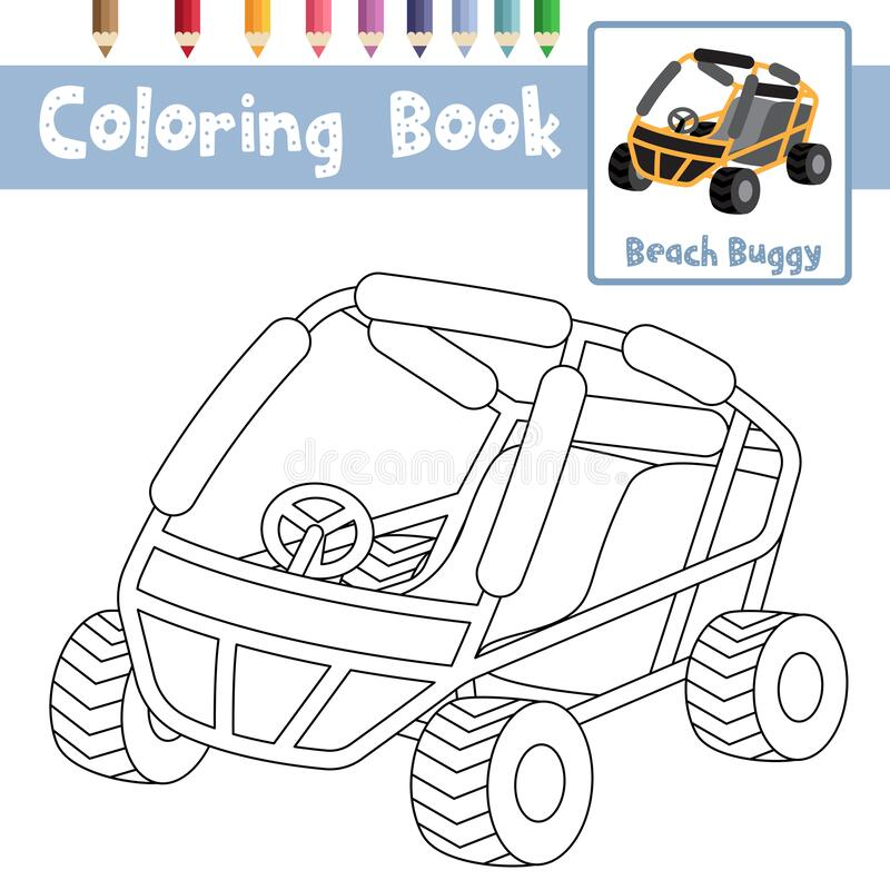 Beach Buggy Stock Illustrations – 87 Beach Buggy Stock Illustrations,  Vectors & Clipart - Dreamstime