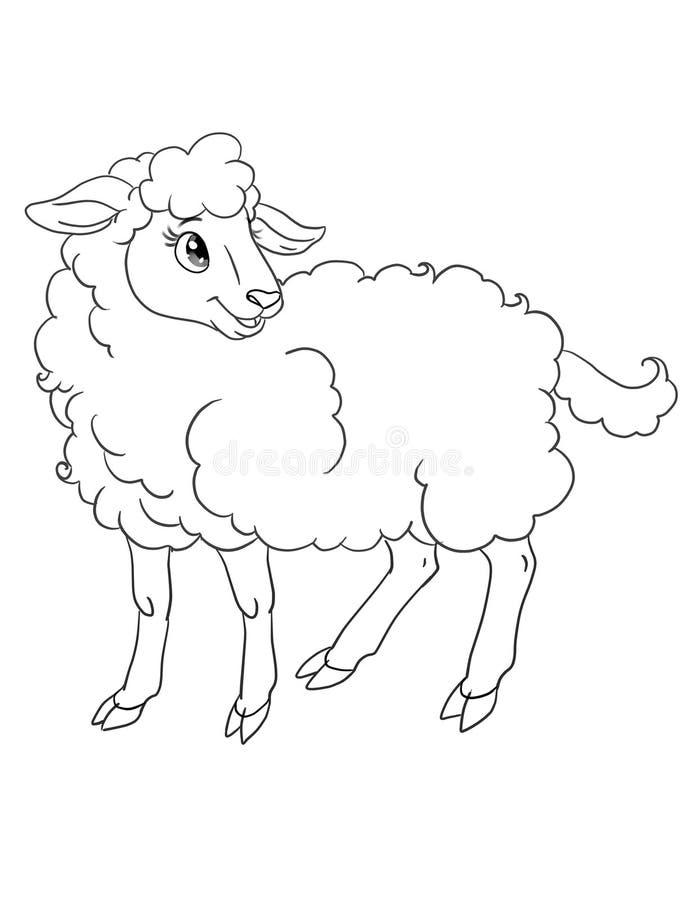 Cartoon Sheep Lamb Stock Illustrations 9 682 Cartoon Sheep