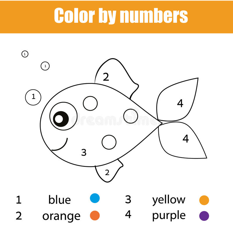 fish coloring pages games kids - photo#2