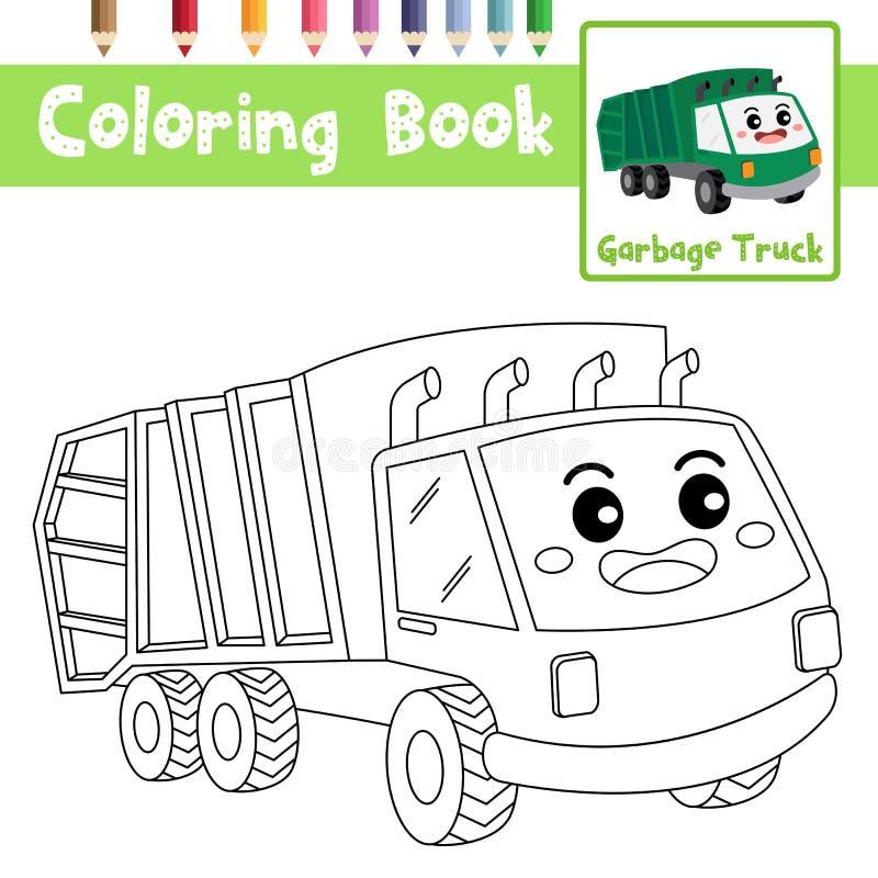 Garbage Truck Cartoon Stock Illustrations – 1,045 Garbage Truck Cartoon  Stock Illustrations, Vectors & Clipart - Dreamstime
