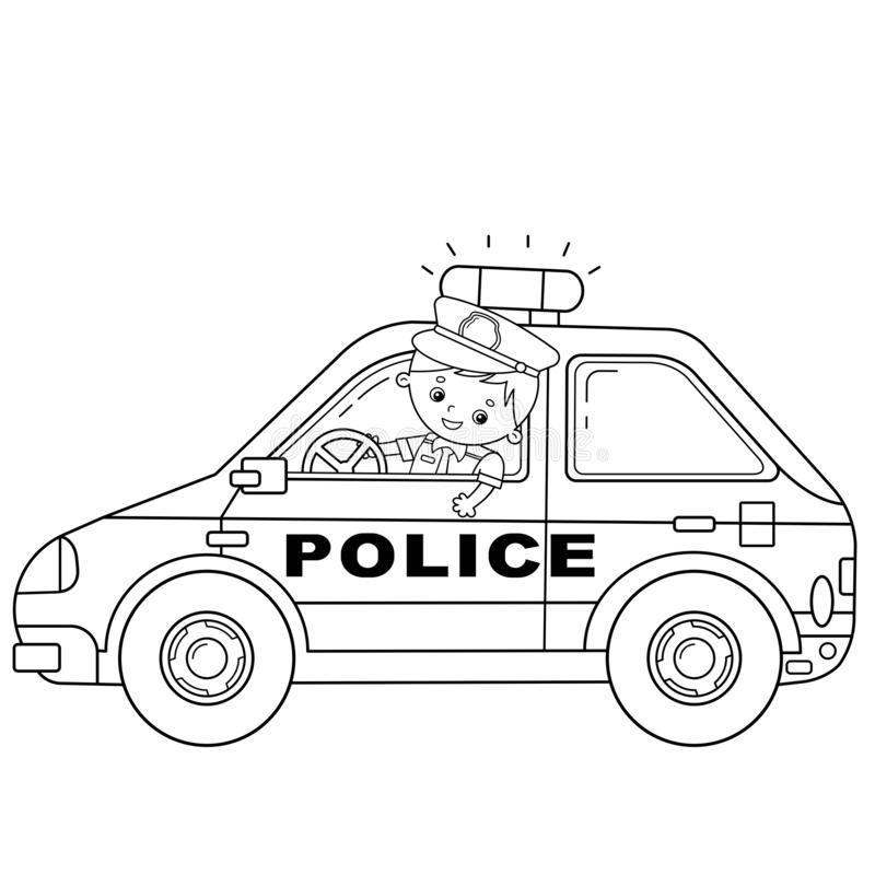 coloring book ~ Coloringook Free Policeooks Pagesy Mail From The ... | 800x800