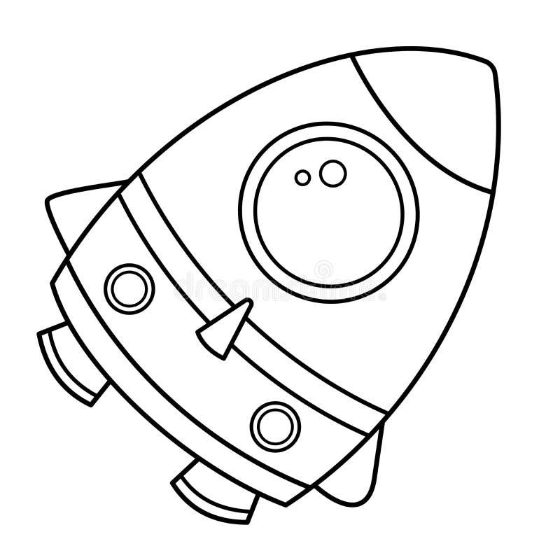 Cartoon Coloring Rocket Stock Illustrations – 1,099 Cartoon Coloring Rocket  Stock Illustrations, Vectors & Clipart - Dreamstime