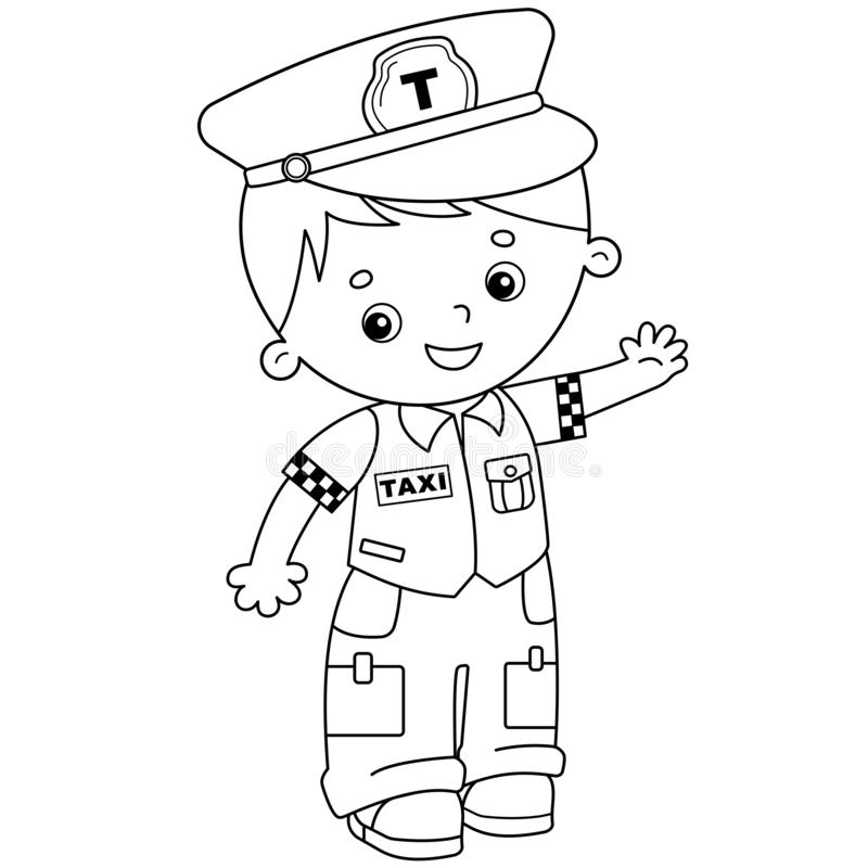 Bus #21 (Transportation) – Printable coloring pages | 800x800