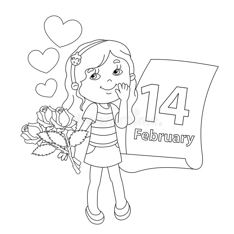 beautiful free valentines coloring pages - photo#41