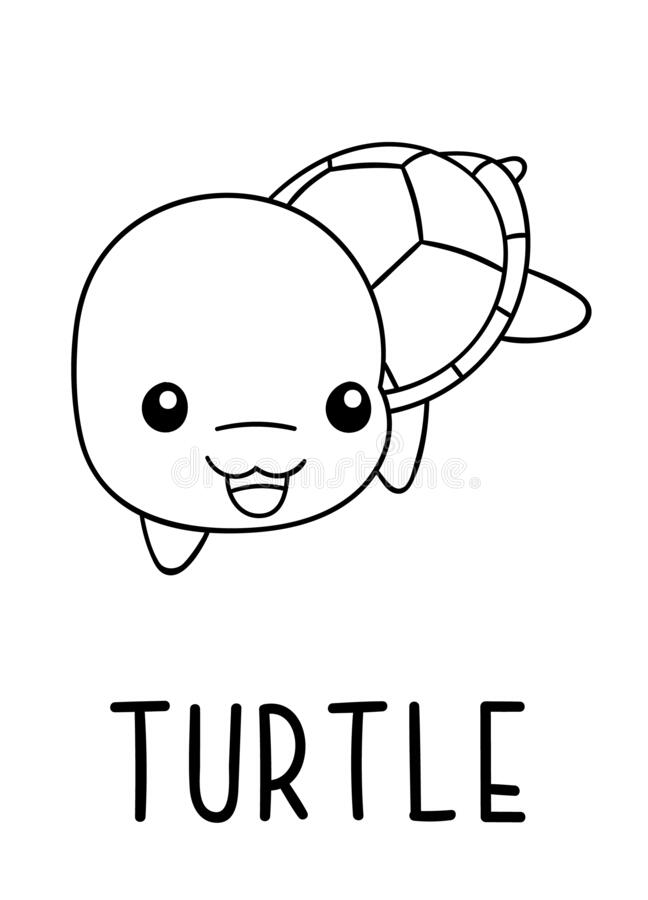 Turtle Coloring Pages Stock Illustrations 172 Turtle Coloring Pages Stock Illustrations Vectors Clipart Dreamstime