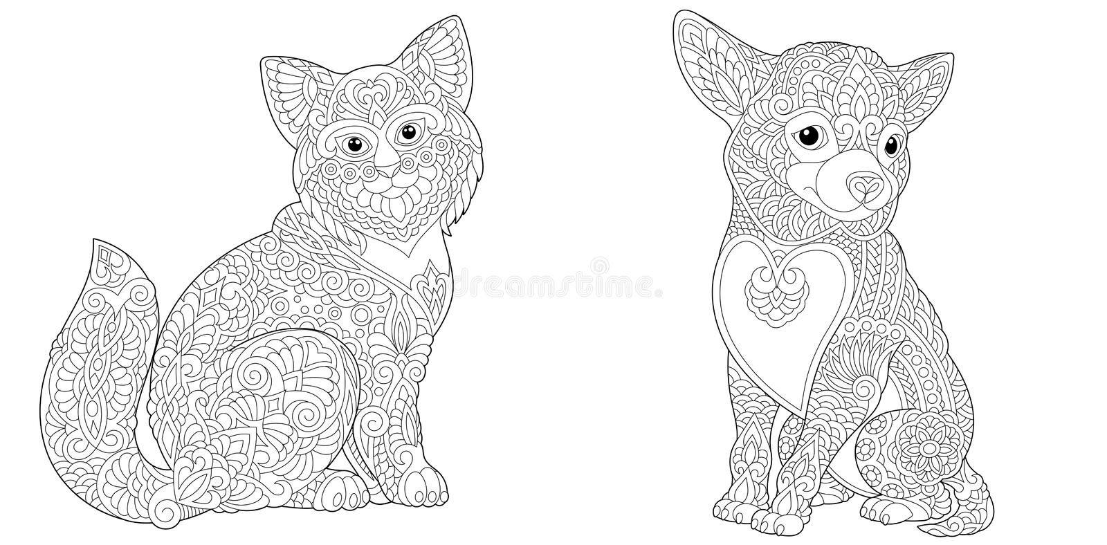 Fun Zen Owl Advanced Coloring Page for Adults - Free Coloring Page ... | 394x800