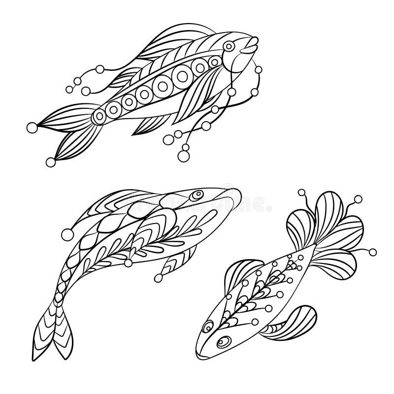 Undersea Creatures Coloring Page | crayola.com | 800x800