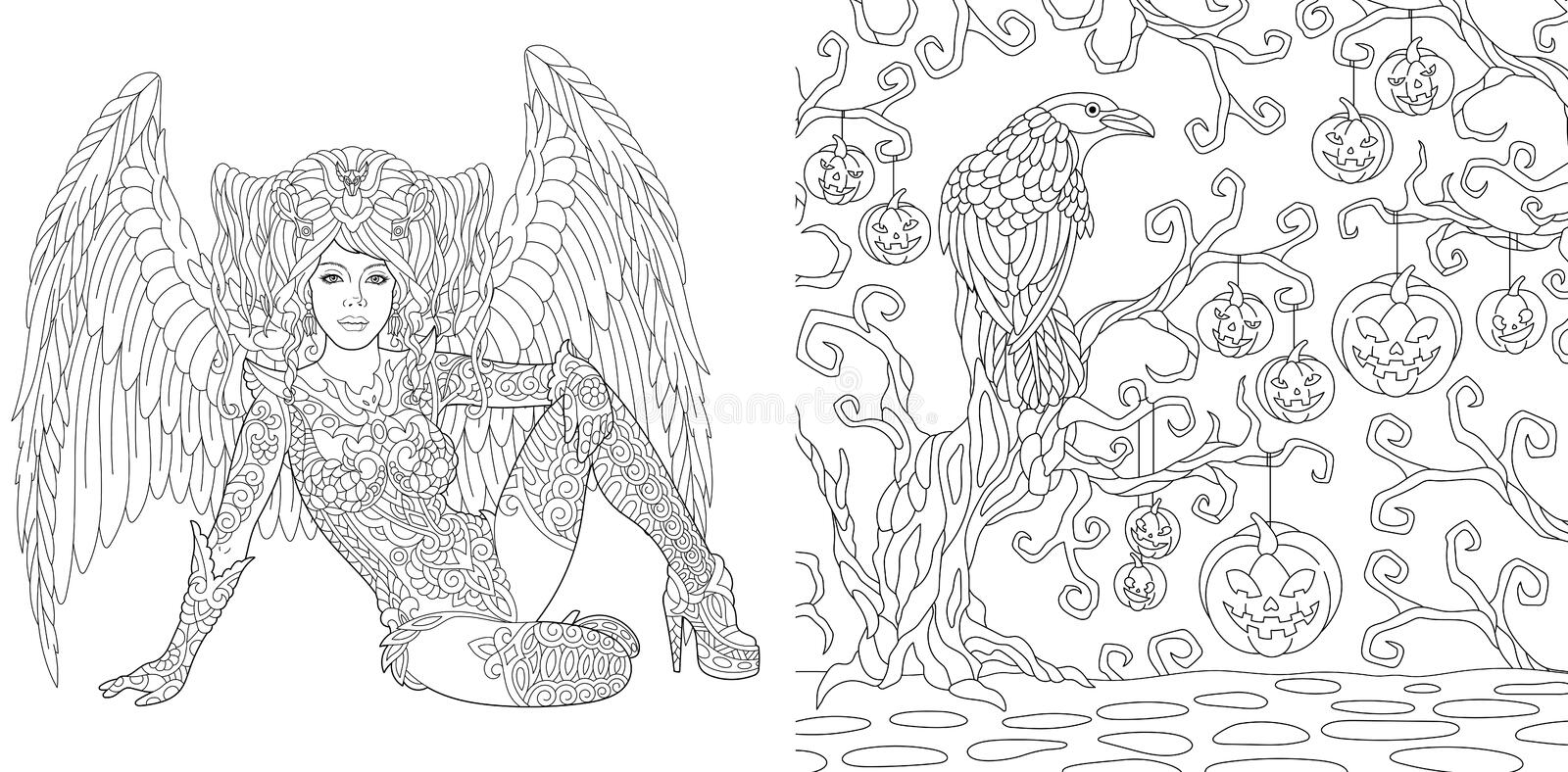 Girl Coloring Pages Stock Illustrations – 1,281 Girl Coloring Pages Stock  Illustrations, Vectors & Clipart - Dreamstime