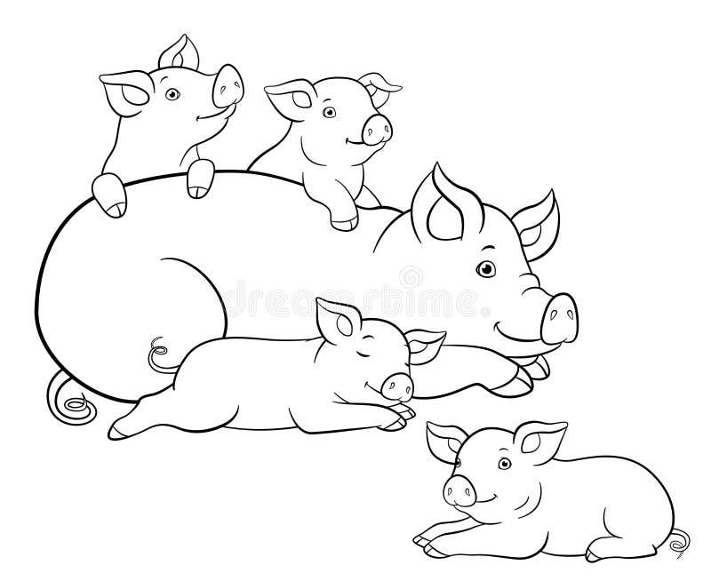 Black White Monochrome Wild Boar Stock Illustrations – 62 Black White  Monochrome Wild Boar Stock Illustrations, Vectors & Clipart - Dreamstime