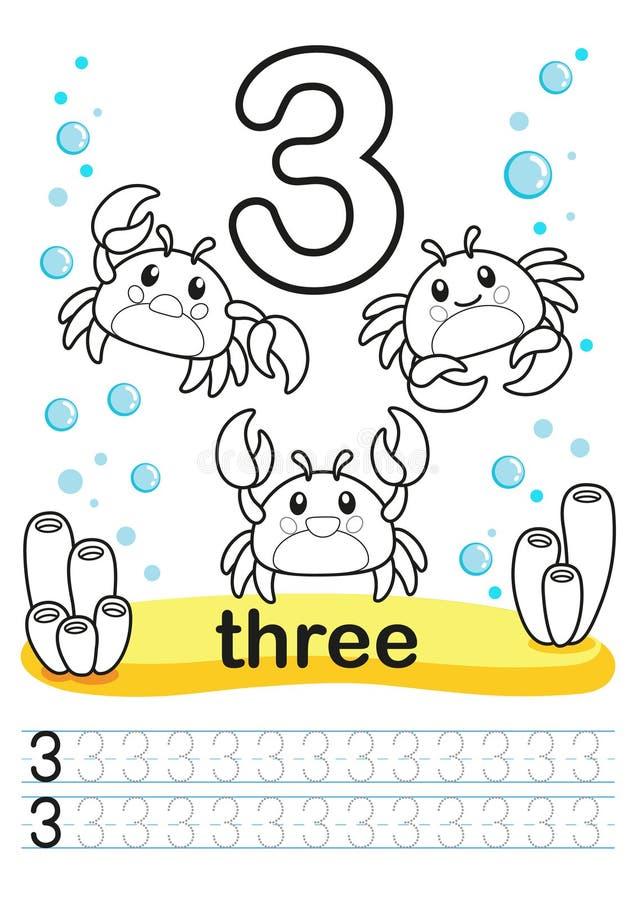 Coloring Printable Worksheet For Kindergarten And Preschool. We ...