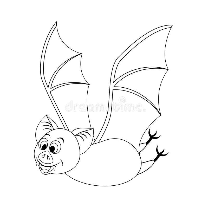 Halloween Coloring Page Stock Illustrations 1 513