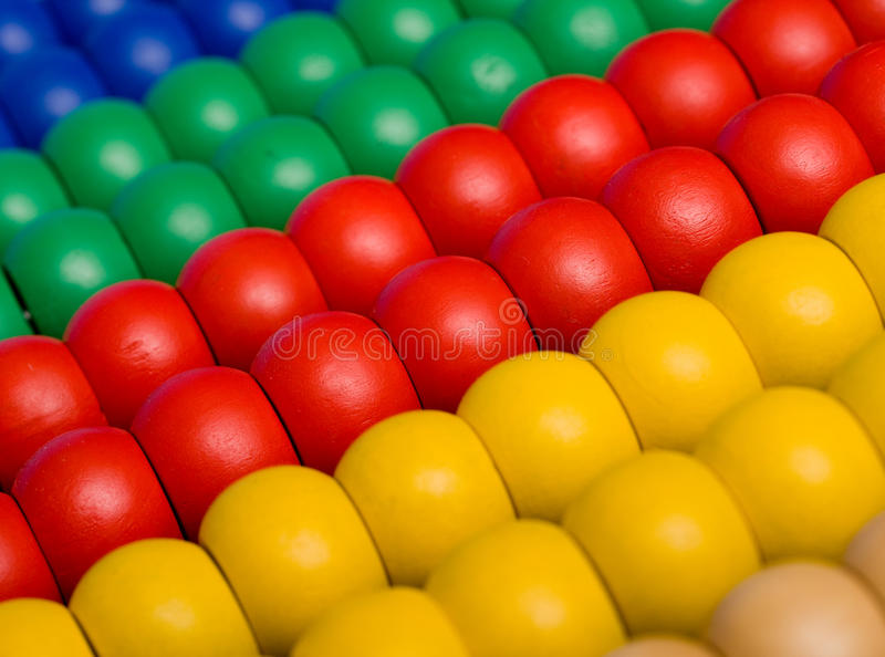 Download Colors stock photo. Image of colours, rows, abacus, toys - 13202602