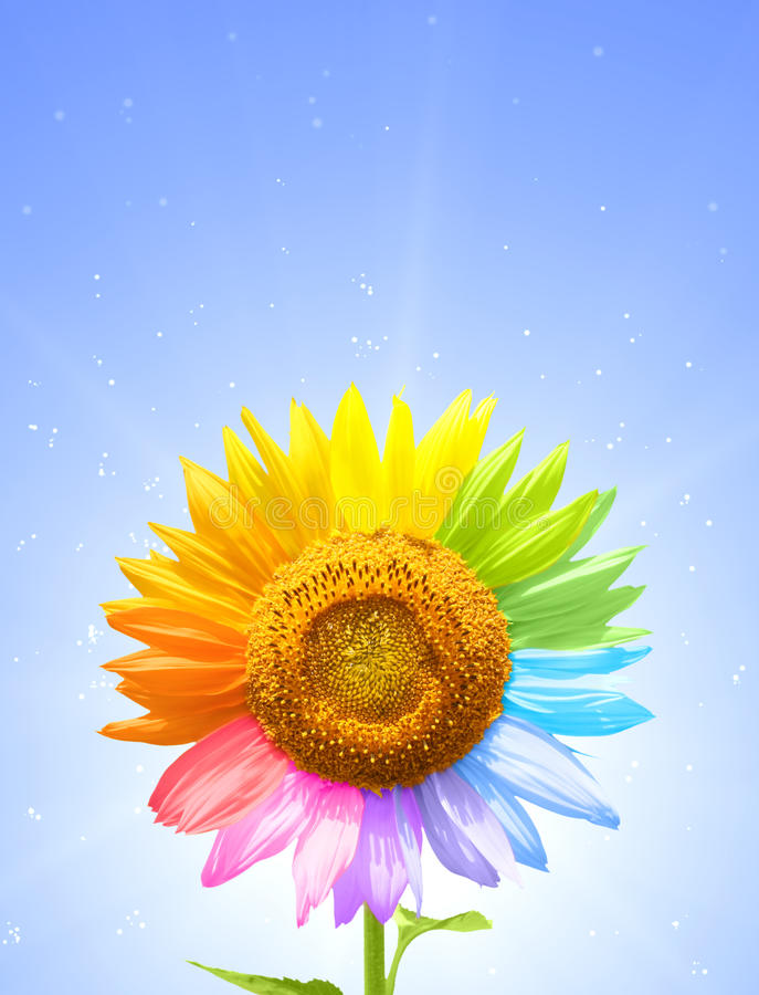 Download Colors stock illustration. Image of multi, rainbow, cheerful - 26535973