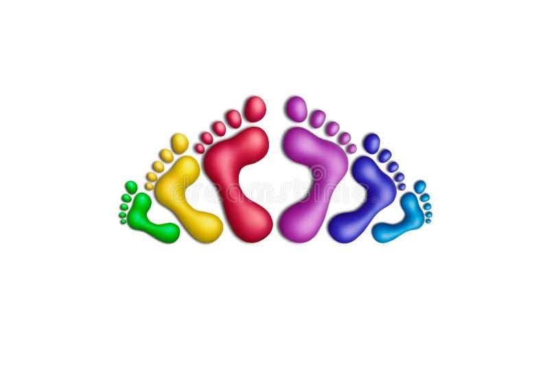 Colors-31 unito royalty illustrazione gratis