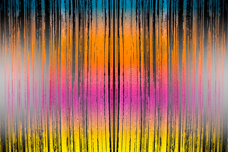 Colors brush strokes pattern. Backgrounds stock images
