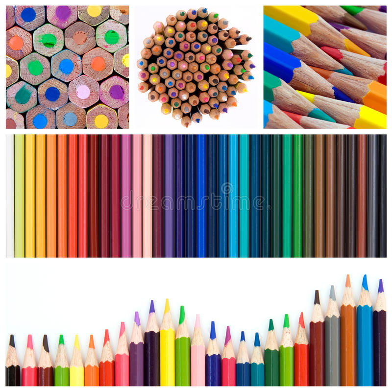 Download Colors Collage Stock Photography - Image: 22688762
