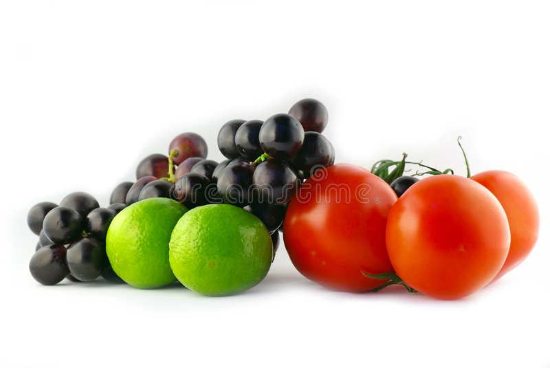Colors of Fruit royalty free stock photos
