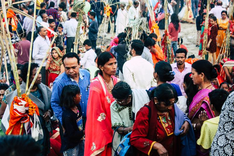colors india arkivfoton