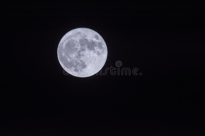 COLORS MOON OF YESTERDAY royalty free stock photo