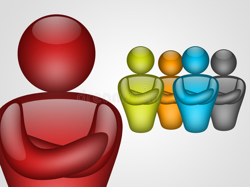Download Colors Team Stock Photography - Image: 7859812