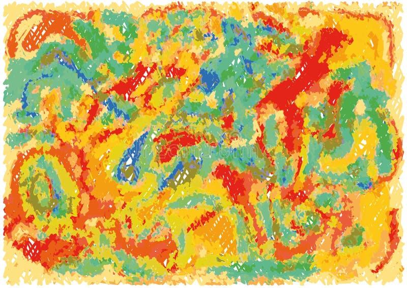 Download Colors (vector) stock vector. Image of yellow, joyful - 9064884