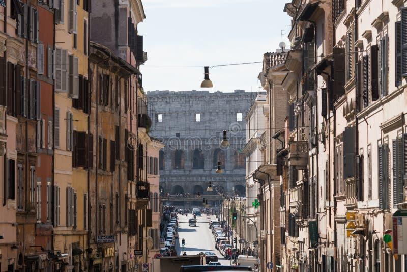 Coloseu em Roma fotos de stock