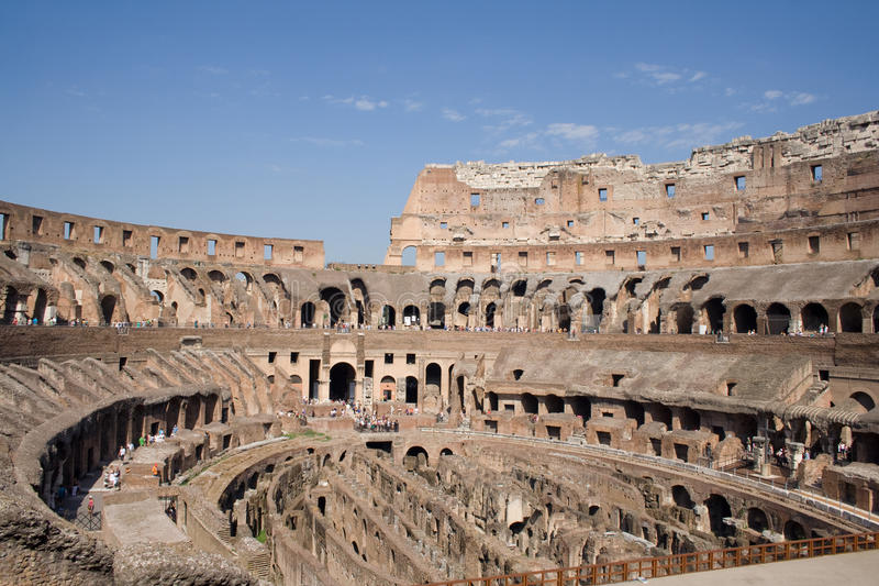 Download Coloseum stock image. Image of landmark, colosseum, ruins - 16513587