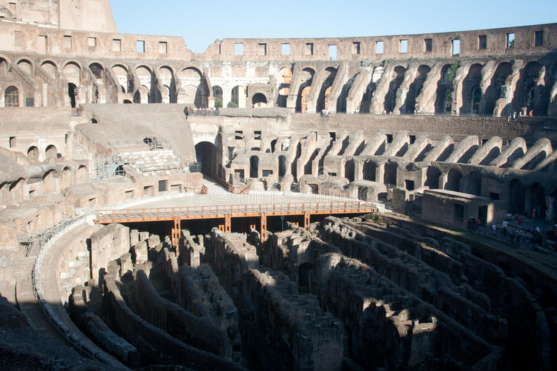 Download Coloseum stock photo. Image of historical, clear, roman - 22401900