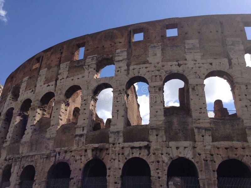 Colosseo二罗马 图库摄影