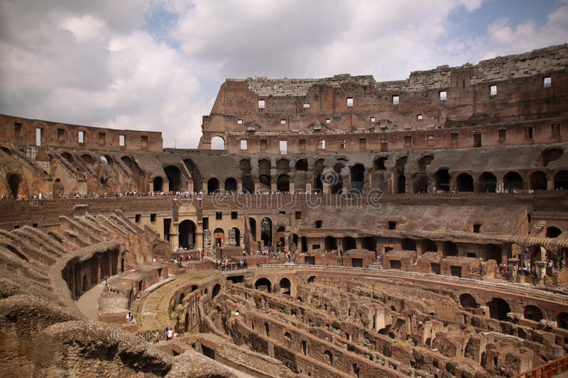 Download Colosseo - 2 stock image. Image of construction, architecture - 10813855