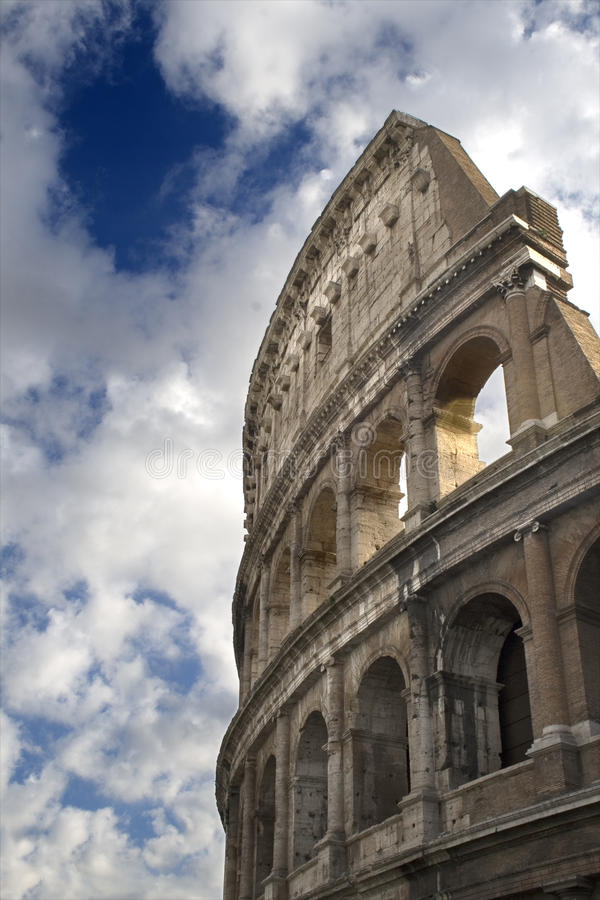 Download Colosseo stock image. Image of column, colosseum, imperial - 24645525