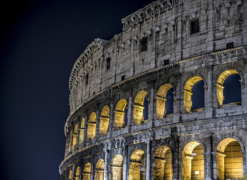 Download Colosseo stock image. Image of italy, coliseum, night - 27322439