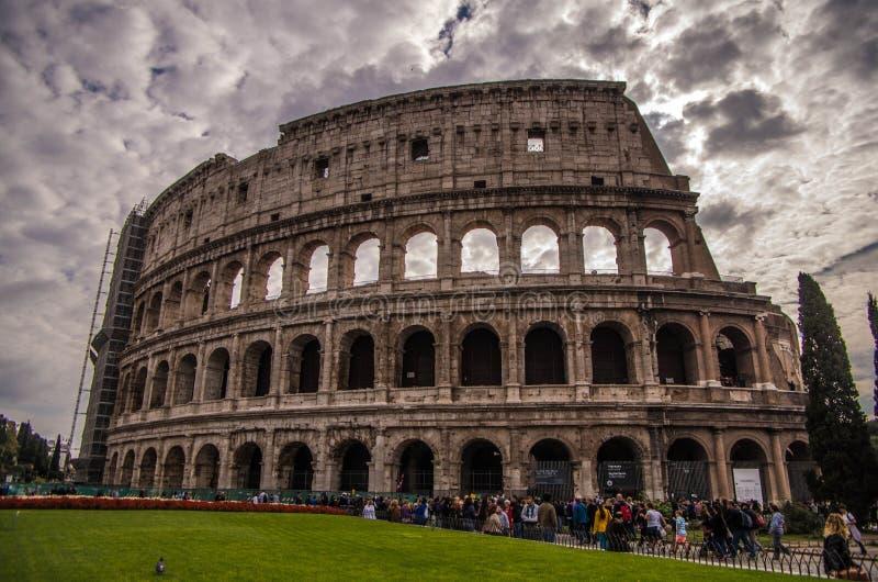 Colosseo lizenzfreie stockfotos