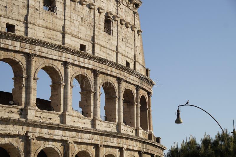 Download Colosseo stock afbeelding. Afbeelding bestaande uit europees - 54078055