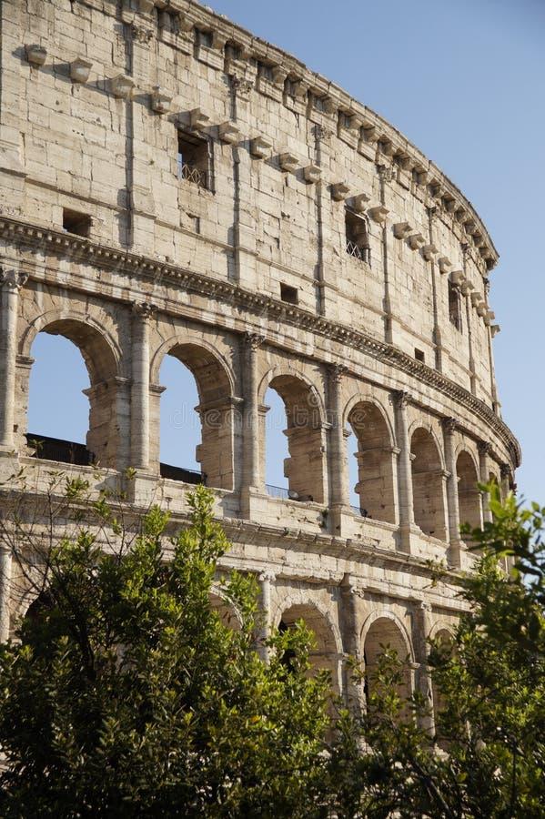 Download Colosseo stock afbeelding. Afbeelding bestaande uit forum - 54078521